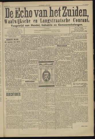 Echo van het Zuiden 1924-06-14