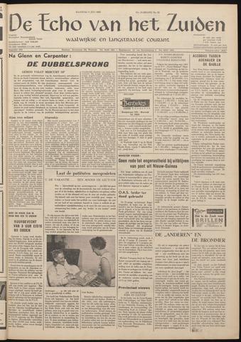Echo van het Zuiden 1962-07-09