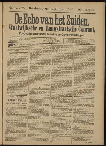 Echo van het Zuiden 1897-09-26