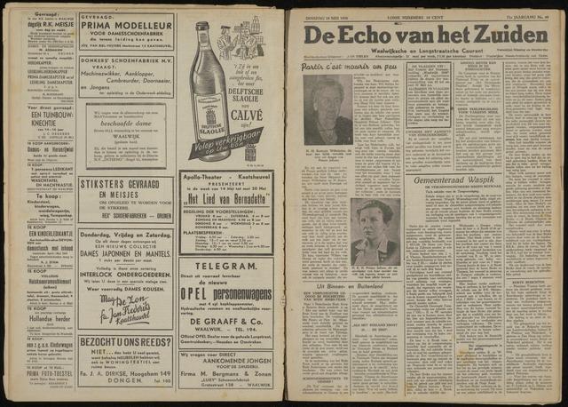 Echo van het Zuiden 1948-05-18