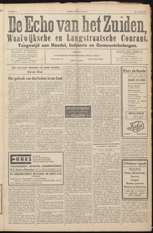 Echo van het Zuiden 1941-01-11