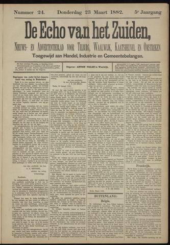 Echo van het Zuiden 1882-03-23