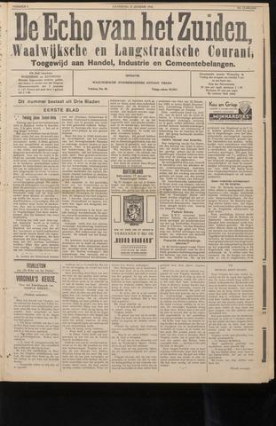 Echo van het Zuiden 1938-01-15