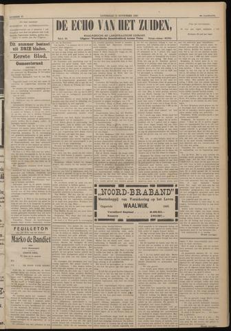 Echo van het Zuiden 1920-11-13