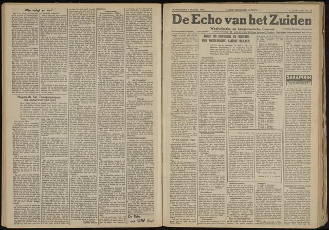 Echo van het Zuiden 1948-03-04