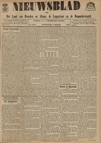 Nieuwsblad het land van Heusden en Altena de Langstraat en de Bommelerwaard 1901-03-06