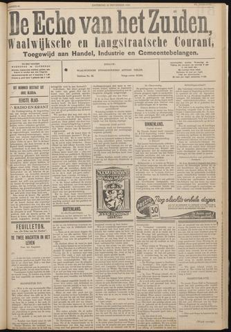 Echo van het Zuiden 1934-11-24