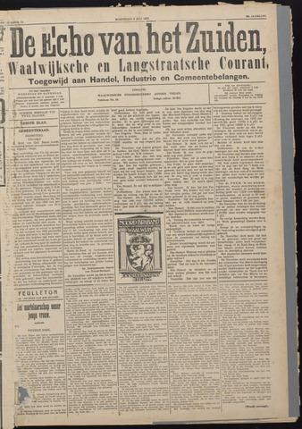 Echo van het Zuiden 1925-07-08