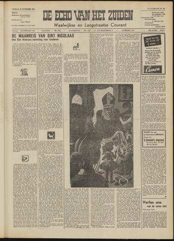 Echo van het Zuiden 1958-11-28