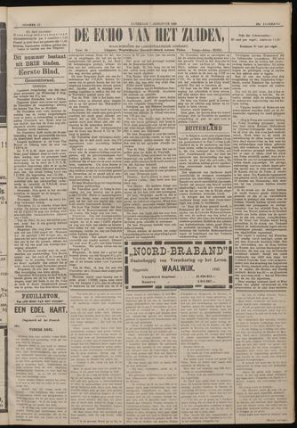 Echo van het Zuiden 1920-08-07