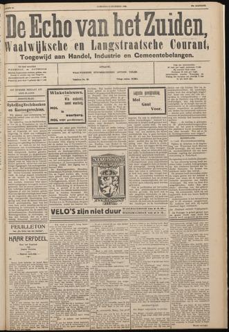 Echo van het Zuiden 1933-12-09