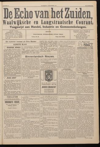 Echo van het Zuiden 1937-12-04