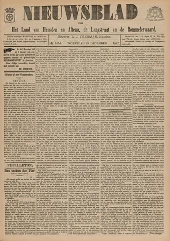 Nieuwsblad het land van Heusden en Altena de Langstraat en de Bommelerwaard 1897-12-29