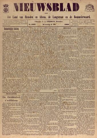 Nieuwsblad het land van Heusden en Altena de Langstraat en de Bommelerwaard 1909-05-05
