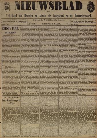 Nieuwsblad het land van Heusden en Altena de Langstraat en de Bommelerwaard 1894-03-03