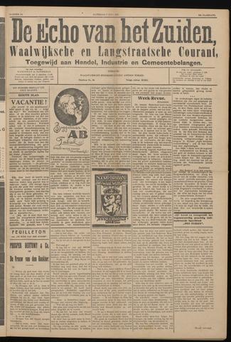 Echo van het Zuiden 1927-07-09