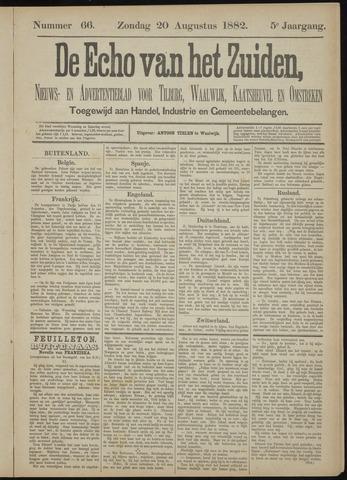 Echo van het Zuiden 1882-08-20
