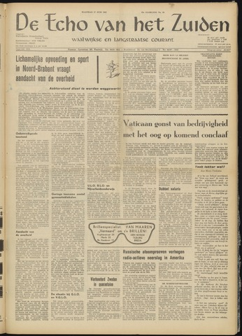 Echo van het Zuiden 1963-06-17
