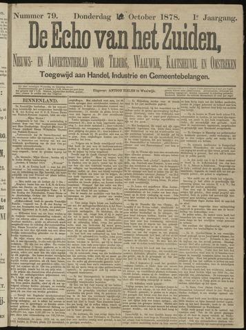Echo van het Zuiden 1878-10-10