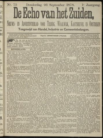 Echo van het Zuiden 1878-09-26