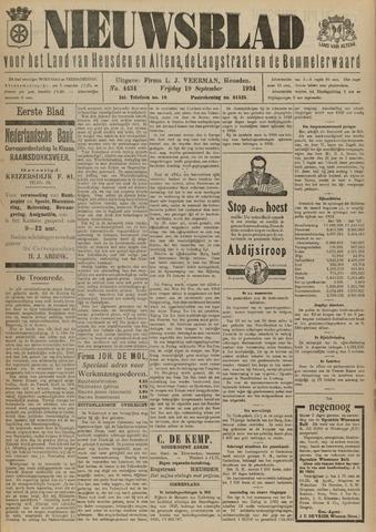 Nieuwsblad het land van Heusden en Altena de Langstraat en de Bommelerwaard 1924-09-19