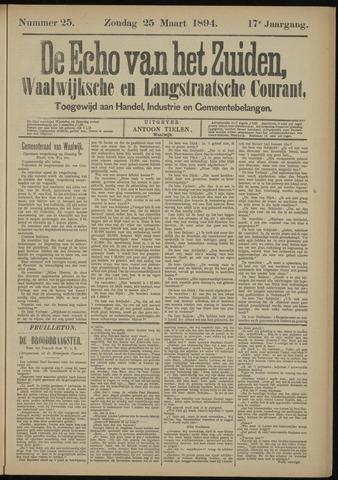 Echo van het Zuiden 1894-03-25