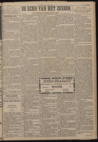 Echo van het Zuiden 1918-04-11