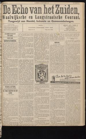 Echo van het Zuiden 1934-11-10