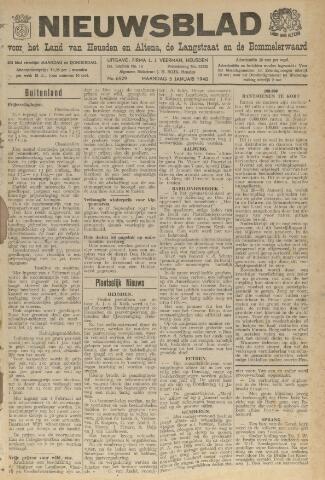 Nieuwsblad het land van Heusden en Altena de Langstraat en de Bommelerwaard 1948-01-05