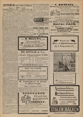 Nieuwsblad het land van Heusden en Altena de Langstraat en de Bommelerwaard 1906-09-08