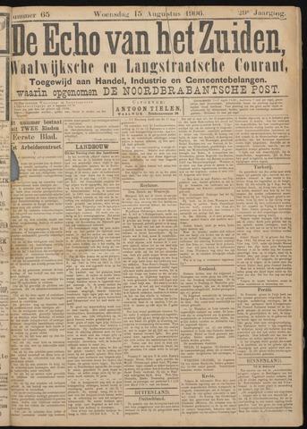 Echo van het Zuiden 1906-08-15