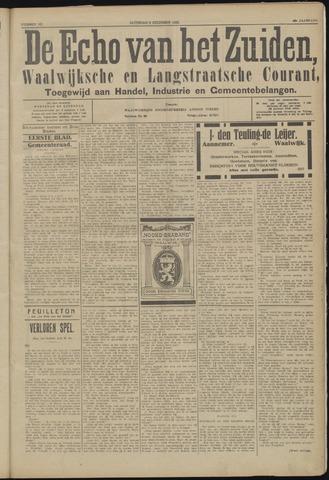 Echo van het Zuiden 1923-12-08