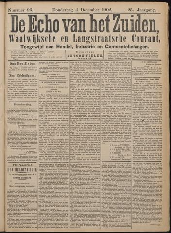 Echo van het Zuiden 1902-12-04