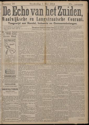 Echo van het Zuiden 1914-05-07