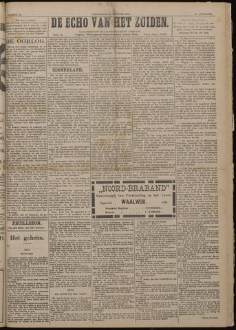 Echo van het Zuiden 1917-10-11