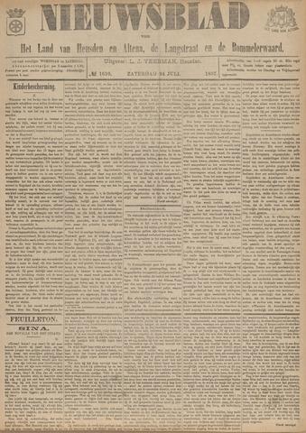 Nieuwsblad het land van Heusden en Altena de Langstraat en de Bommelerwaard 1897-07-24