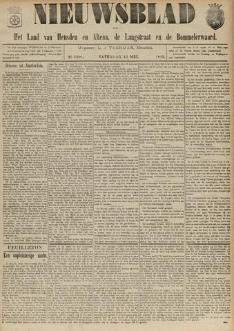 Nieuwsblad het land van Heusden en Altena de Langstraat en de Bommelerwaard 1893-05-13