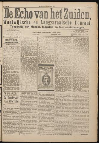 Echo van het Zuiden 1922-12-13