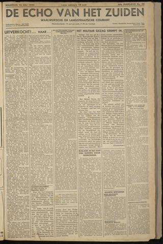 Echo van het Zuiden 1945-07-16