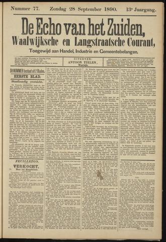 Echo van het Zuiden 1890-09-28