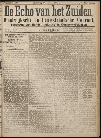 Echo van het Zuiden 1904-05-29