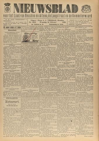 Nieuwsblad het land van Heusden en Altena de Langstraat en de Bommelerwaard 1932-02-24