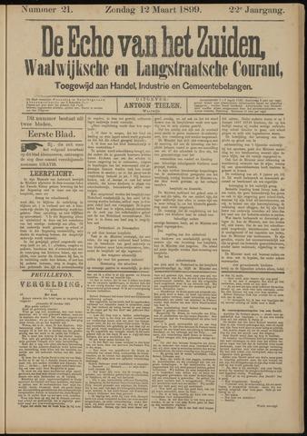 Echo van het Zuiden 1899-03-12