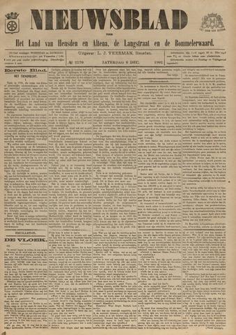 Nieuwsblad het land van Heusden en Altena de Langstraat en de Bommelerwaard 1902-12-06