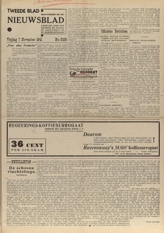 Nieuwsblad het land van Heusden en Altena de Langstraat en de Bommelerwaard 1941-11-07