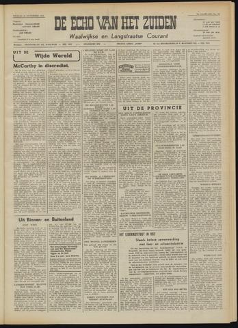 Echo van het Zuiden 1953-11-20