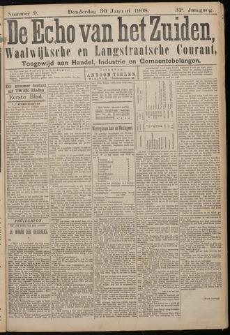 Echo van het Zuiden 1908-01-30