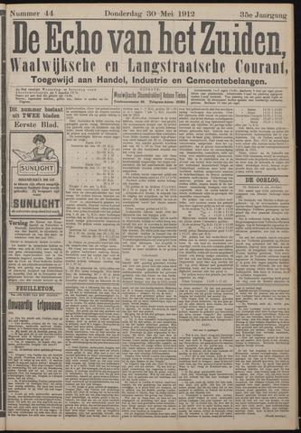 Echo van het Zuiden 1912-05-30
