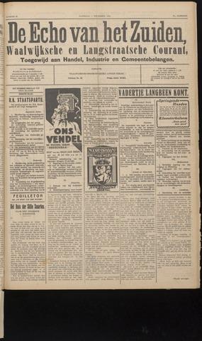 Echo van het Zuiden 1928-11-30