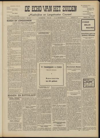 Echo van het Zuiden 1957-07-01